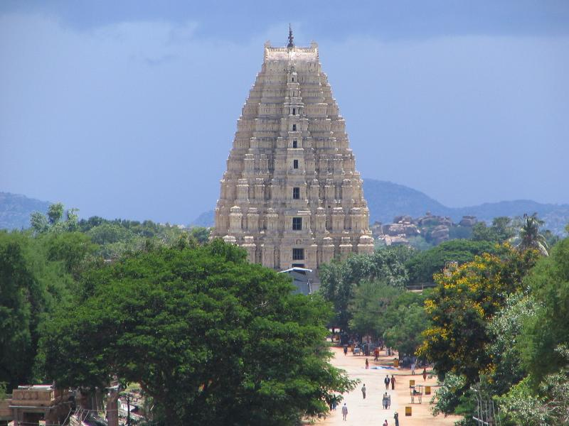 HAMPI - Just One Day - by car